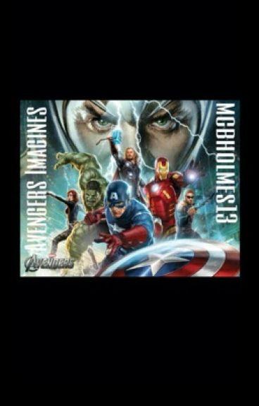 Avengers Imagines {Requests Open}