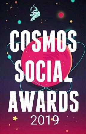 Cosmos Social Awards 2019 (Judging) by FinnessClub