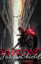 Mission 21: Jordan Shields by Smallgirlbigattitude