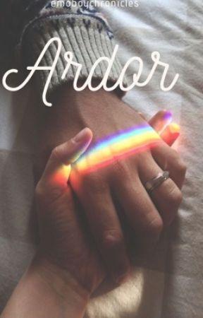 Ardor by emoboychronicles