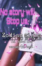 Zodiac Signs by editor_who