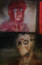 Jason voorhees x Tina Shepard beauty and the killer  by mephiles111