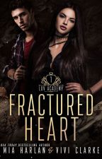 Fractured Heart (LUV Academy, Book #1) by miaharlan