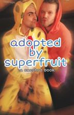 adopted by superfruit | Oneshots book by senpai22hoying