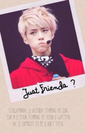 just friends exo sehun fanfic exolayimnida wattpad