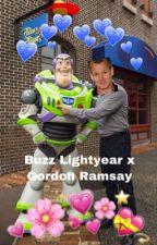 Buzz Lightyear x Gordon Ramsay  by SeokjinsBich