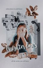 laughter lines 彡 graphic portfolio  by calalu