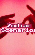 Zodiac Scenarios  by AudreyInTheBathroom