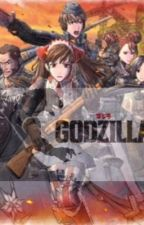 Valkyria Chronicles Godzilla King of the Monsters by TK-800