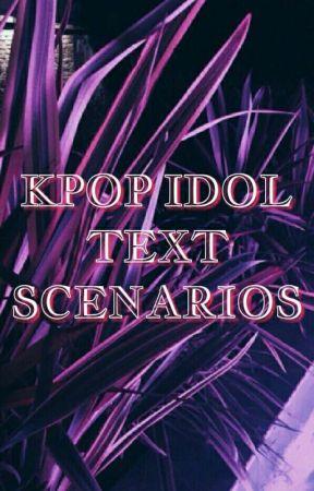 KPOP TEXT SCENARIO by fxleiskz