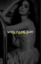 ~ When You're Away ~ Bruce Wayne by coralwclker