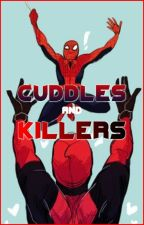 Cuddles and Killers (Spideypool) by TheShyWolfie