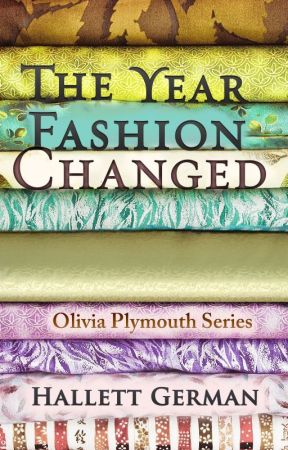 Olivia Plymouth Series by HallettGerman