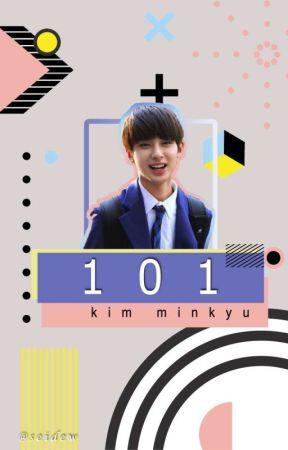 ○ 101 - Kim Minkyu x you  by alienbaejing