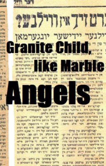 Granite Child, like Marble Angels by girlwithscissors