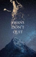 Swans Don't Quit || Leah Clearwater by nnorthdakotaa