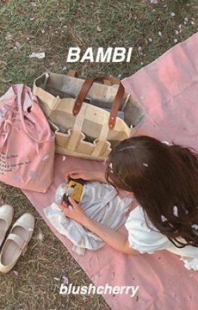 bambi   H.S by blushcherry