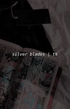 silver blades | taekook  by kthtops