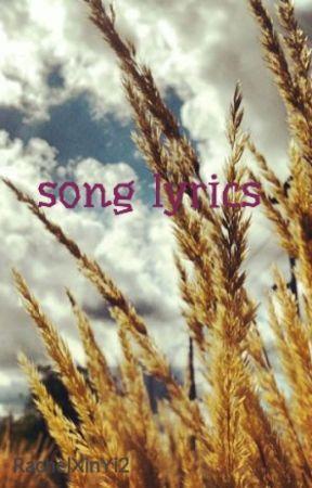 songs lyrics - Chris Brown : With you - Wattpad