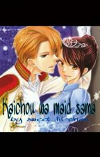 Kaichou wa maid sama by sweet_lil-chan