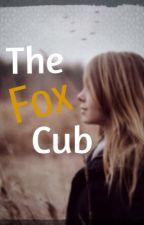 The fox cub by ArmoredAngel