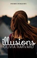 Illusions by colourlessness