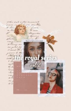 The Royal Series Vol.2   h.s  by harrylillies