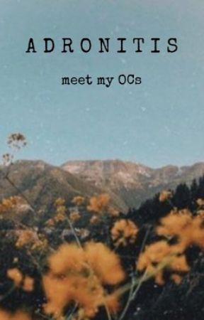adronitis - meet my ocs by jmxroyal
