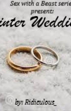 The Winter Wedding by Ridiculous_