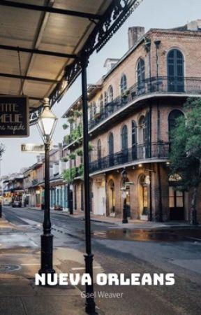 Nueva Orleans by K_L_novels