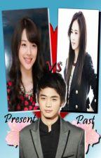 Present vs. Past (short story) MinSul by HoTsUmMeRshiN