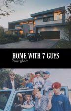 In einem Haus mit 7 Jungs [BTS FF] by Yoonglesy