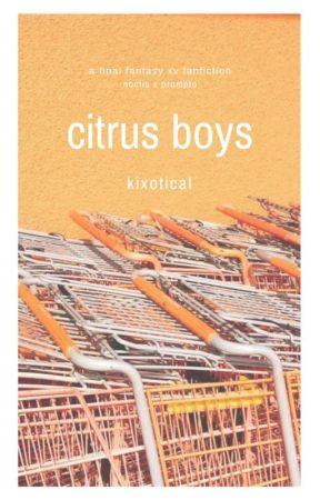 citrus boys | promptis by kixotical