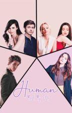 Human ◓ Meet My OCS by ManneQuinn25