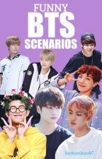 Funny BTS Scenarios by BlueDawgBlack666