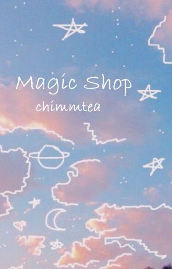 Magic Shop   bts yoongi x reader 