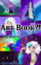 Art Book?! by Krayzee_Tree