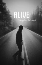Alive • Cake by ninjaturtlehood