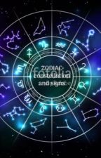 A Book About Astrological Signs. (Zodiac) by OurSweetDistress