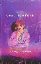 OPAL SUNSETS, PORTFOLIO. by divinegguk