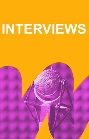 Հարցազրույցներ Wattpad-ի հայ հեղինակների հետ by AmbassadorsAM