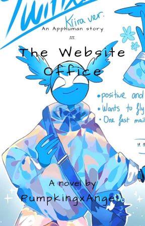 Apphuman story : The Website Office by PumpkingxAngel