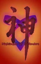 Nightingale Of 7 Wonders by Mystic_Astral