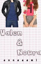 Valen and Noura by annaaaml