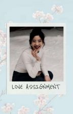 LOVE ASSIGNMENT | DAHMO by kimwig