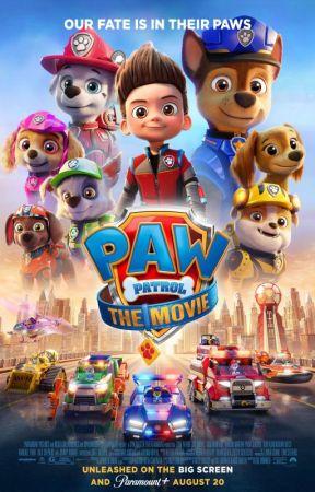 Paw Patrol Movie Discussion Paw Patrol Popular Move Ideas Wattpad