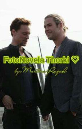 Foto Novela Thorki  by MartinaRaquel
