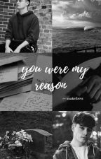 you were my reason by sunfwler
