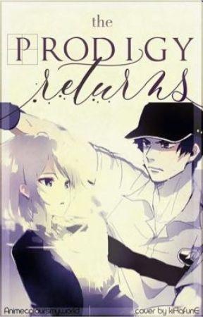 The Prodigy Returns (Prince of Tennis Fanfic)(Sanada x oc) by animecoloursmyworld
