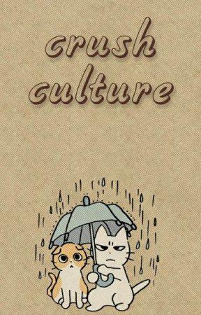 Crush Culture  by fartiraz